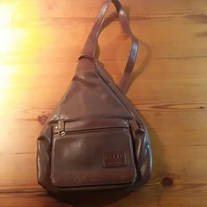RELIC Leather Backpack
